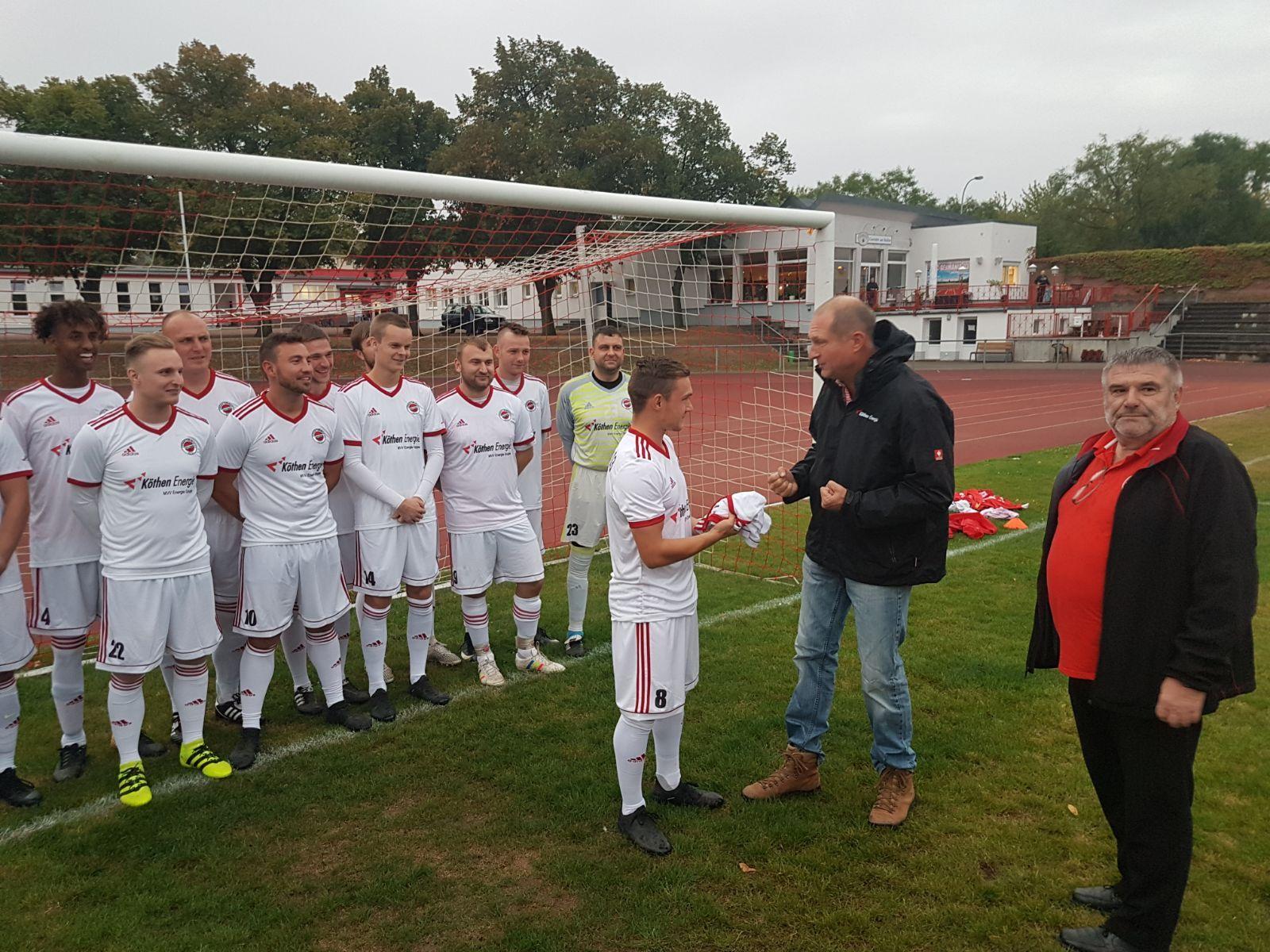 Cfc Germania 03 ist die beste Mannschaft