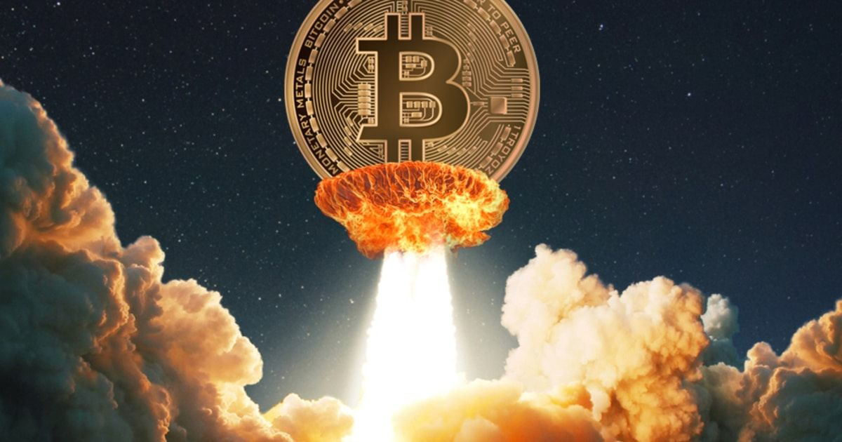 Starting Friday The 8th October 2021 MASSIVE BTC JUMPS
