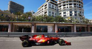 Ferrari predict they'll be near the lower midfield in Baku