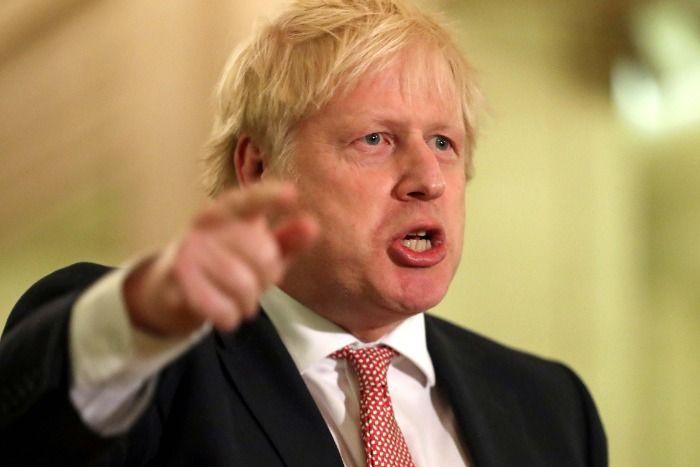 PM Johnson to ban