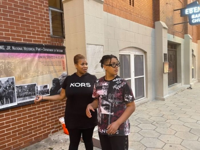 Lilbboy caught in Atlanta