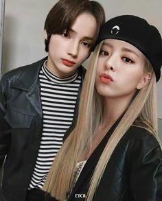 ¿Huening Kai y Yuna son pareja?