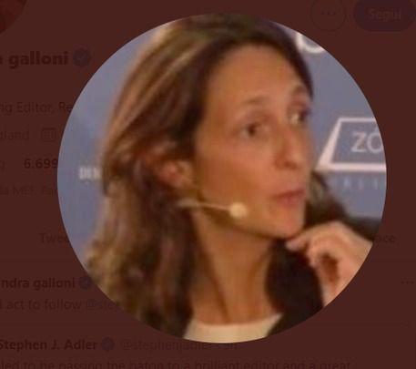 Reuters, la primera editor jefe mujer fue encontrada muerta.