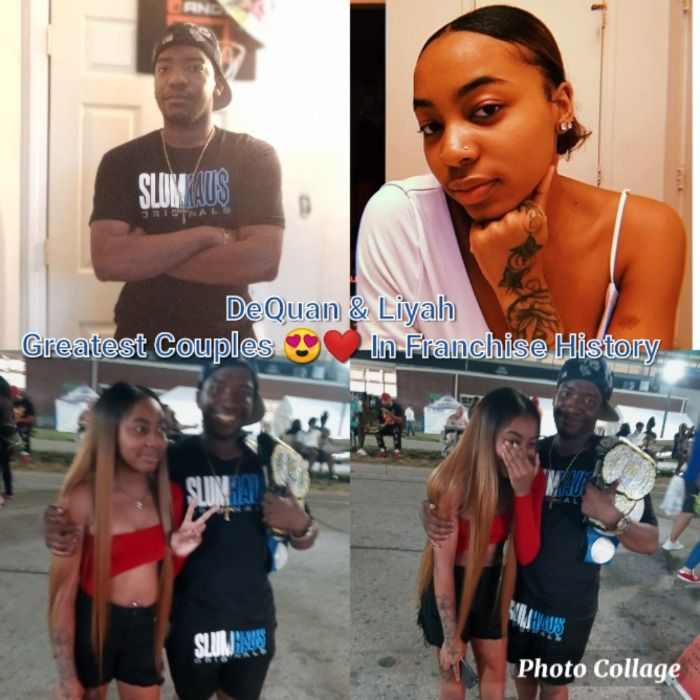 DeQuan & Liyah Become The 1st Ever Greatest Couples In Franchise History