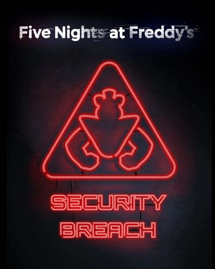 Five Nights at freddy´s : Security Breatch will be the last game in the FNaF series