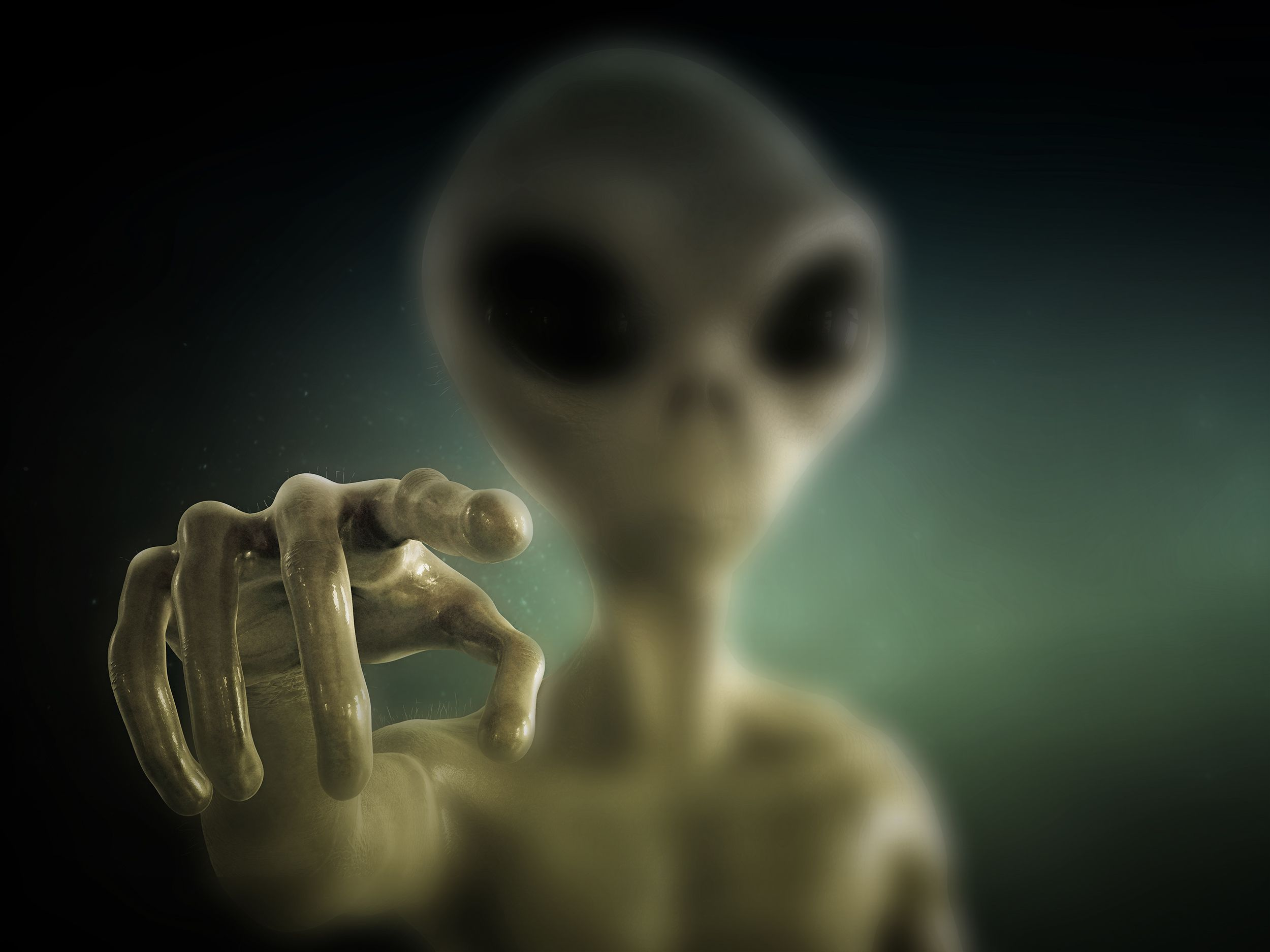 Alien proven real by NASA