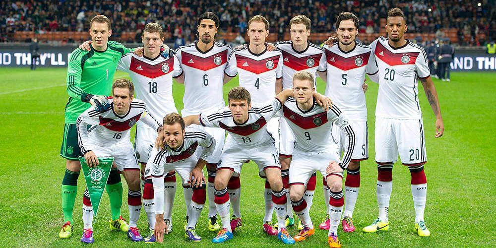 France 0-2 Germany