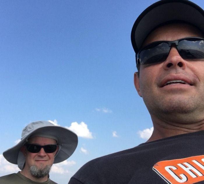 Two Green Lake Men Arrested for Indecent Exposure