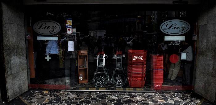 Apagón de 5 horas en zonas de Caracas, Miranda y Vargas